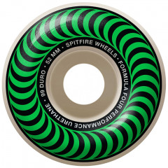 Колеса SPITFIRE F4 CLASSIC Green 52mm 101D